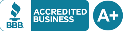 Better Business Bureau A+ Status