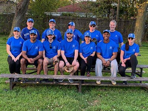 Guaranteed Removals Baseball Team
